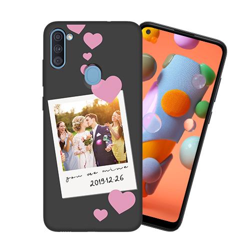 Custom for Galaxy A11 European Candy Case