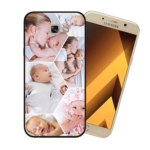 Custom for Galaxy A7 2017 Candy Case