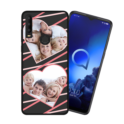 Custom for Alcatel 3X 2019 Candy Case
