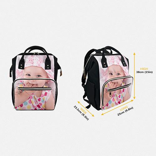 Custom Diaper Bag Backpack [Z9]