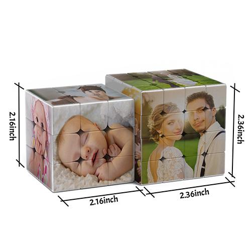 Personalized Photo Rubik's Cube (4x4)
