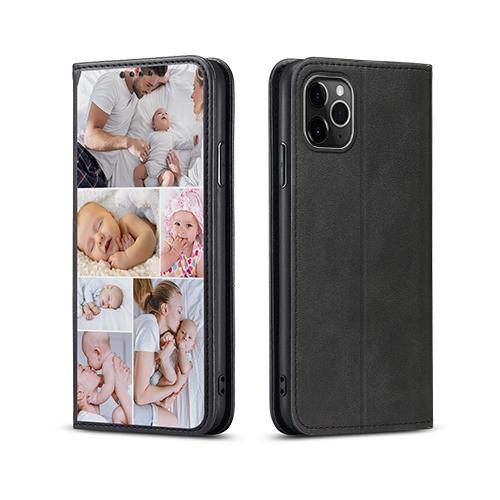 Custom for iPhone 11 Pro Flip Wallet Case