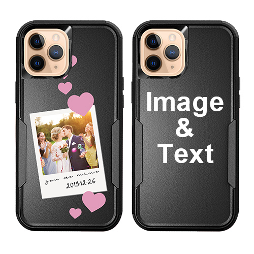 Custom for iPhone 11 Pro Shockproof Case