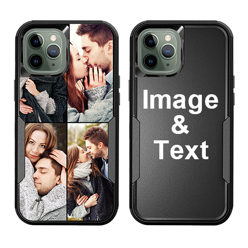 Custom for iPhone 11 Pro Max Shockproof Case