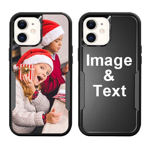 Custom for iPhone 12 Shockproof Case