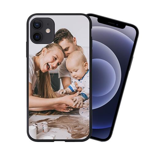 Custom for iPhone 12 Mini 3D Matte Case