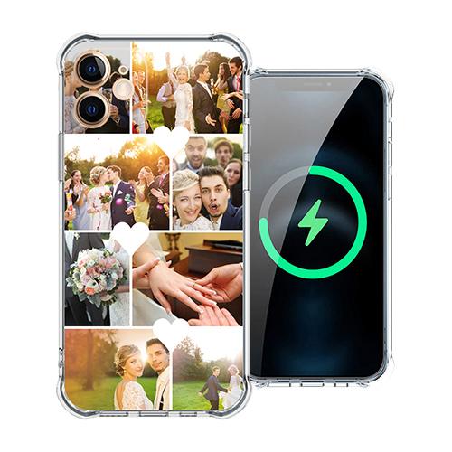 Custom for iPhone 12 Mini MagSafe Case
