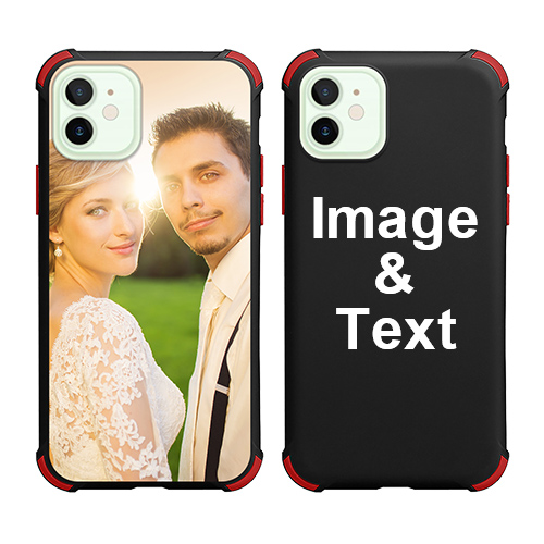 Custom for iPhone 12 Mini Colorful Case