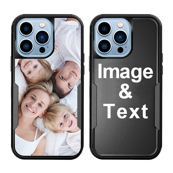 Custom for iPhone 13 Pro Shockproof Case