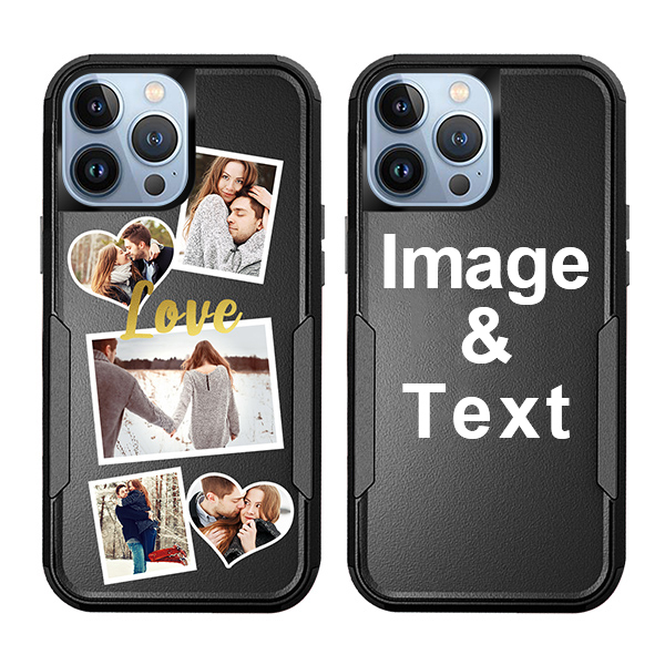 Custom for iPhone 13 Pro Max Shockproof Case