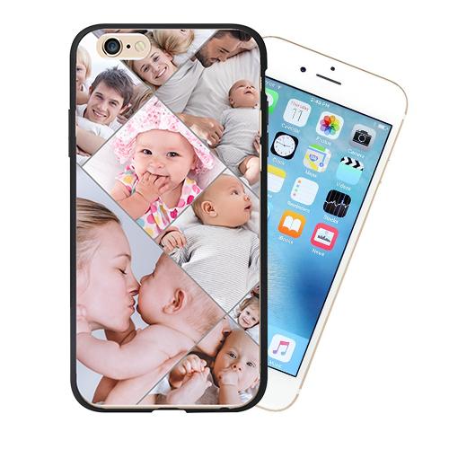 Custom for iPhone 6 3D Matte Case