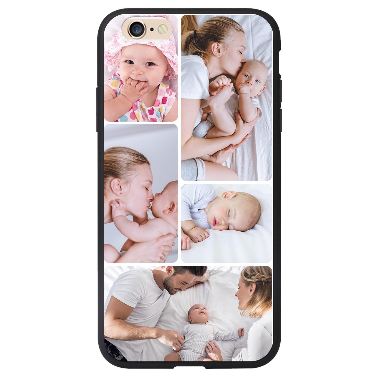 Custom for iPhone 6 Plus 3D Matte Case