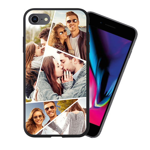 Custom for iPhone 7 3D Matte Case
