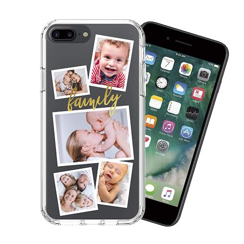 Custom for iPhone 7 Plus Military Grade Case