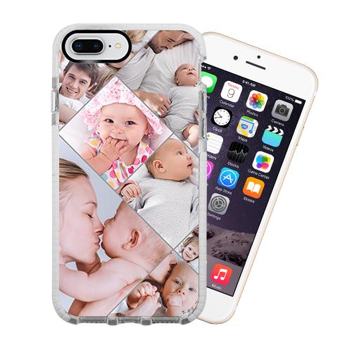 Custom for iPhone 8 Plus Impact Case