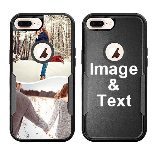 Custom for iPhone 8 Plus Shockproof Case