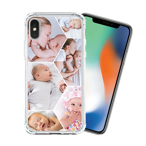 Custom for iPhone X Ultra Candy Case