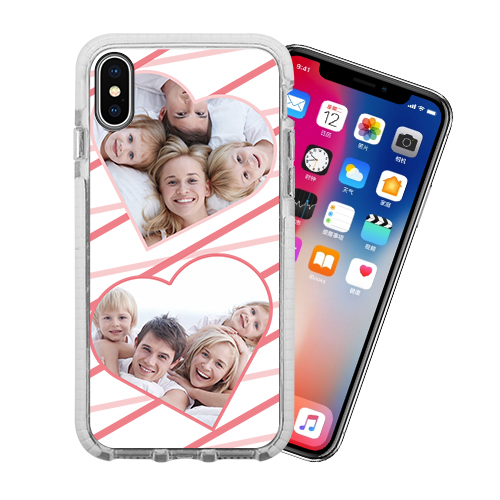 Custom for iPhone XS Max Impact Case