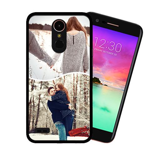 Custom for LG K10 2018 Candy Case