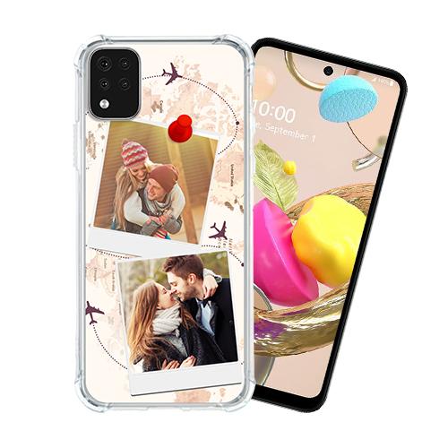 Custom for LG K42 Ultra Candy Case