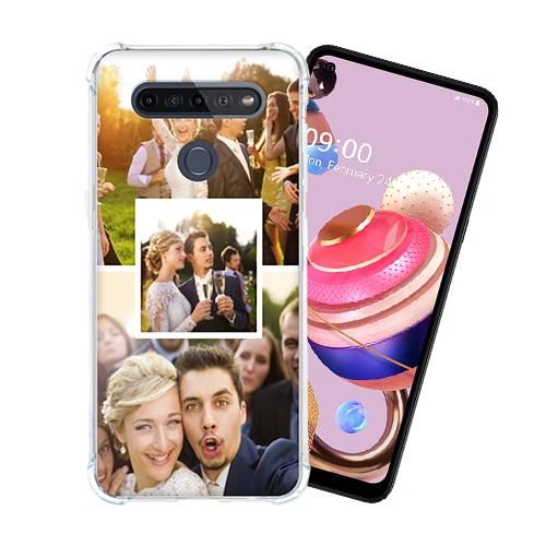 Custom for LG K51s Ultra Candy Case
