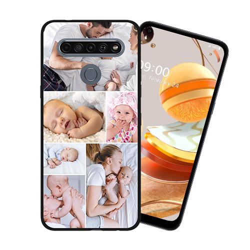 Custom for LG K61 Candy Case