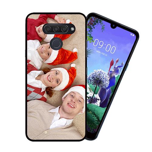 Custom for LG Q60 Candy Case