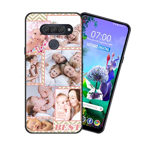 Custom for LG Q70 Candy Case