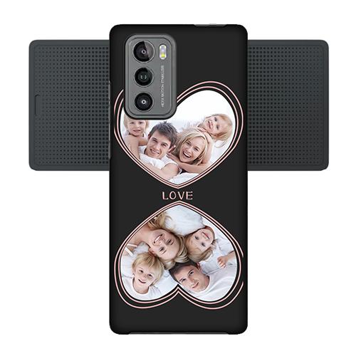 Custom for LG Wing 3D Matte Case
