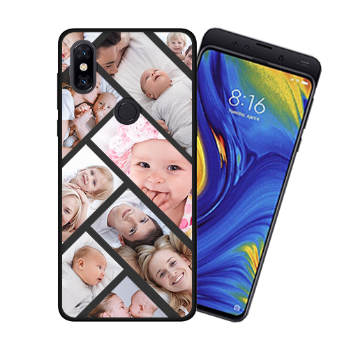 Custom for Mi Mix 3 Candy Case