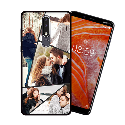 Custom for Nokia 3.1 Plus European Candy Case