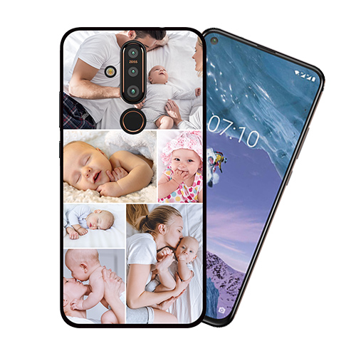 Custom for Nokia 8.1 Plus Candy Case