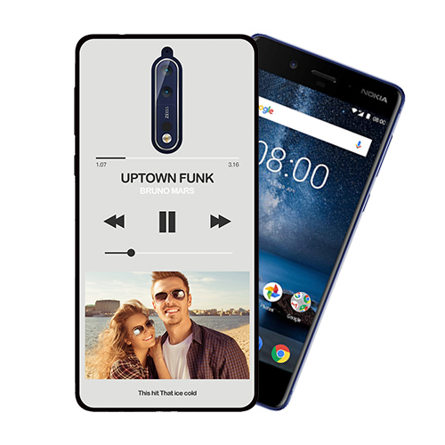 Custom for Nokia 8 Candy Case