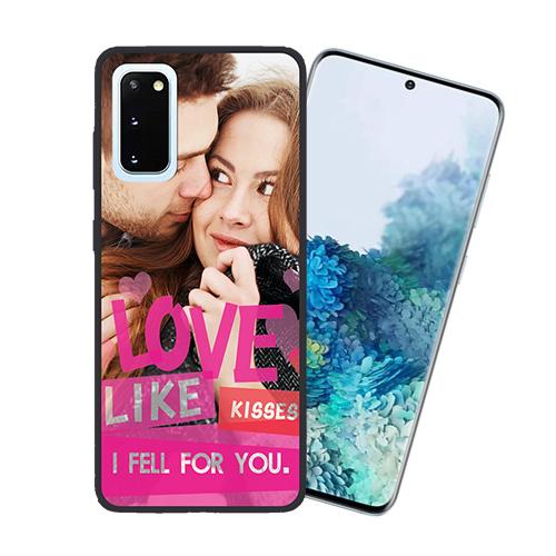 Custom for Galaxy S20 3D Matte Case
