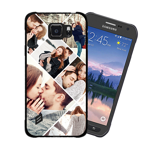 Custom for Galaxy S6 Active Candy Case