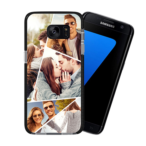 Custom for Galaxy S7 Edge Impact Case