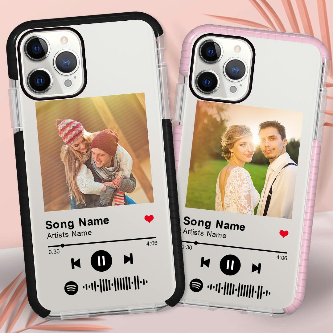 Custom Spotify Code Phone Case