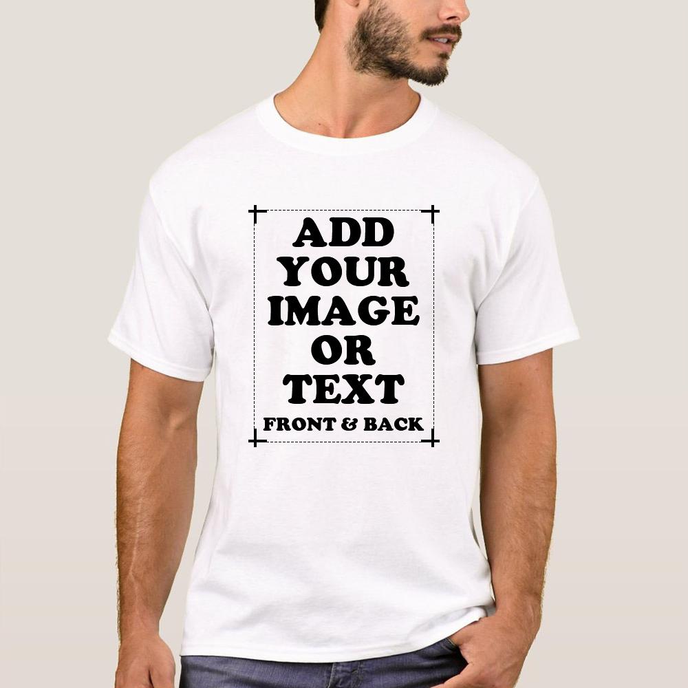 Custom Men's Premium Short Sleeve T-Shirt