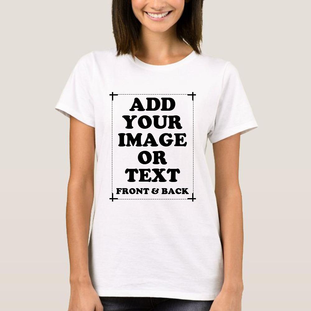 Custom Women's Premium Short Sleeve T-Shirt