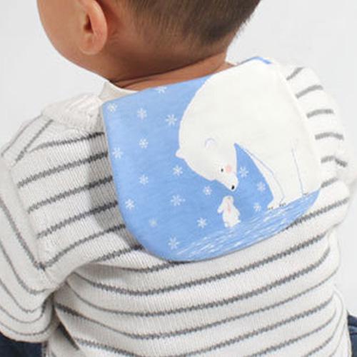Custom Baby Absorbent Sweat Towel