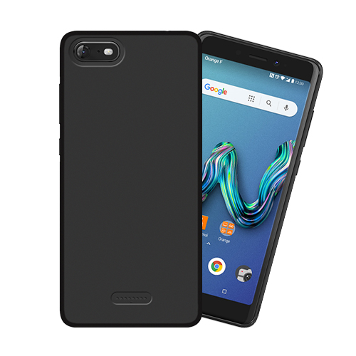 Wiko Tommy 3 Candy Case
