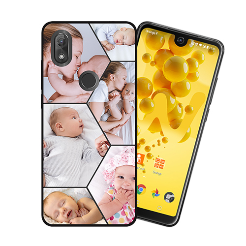 Custom for Wiko View 2 Candy Case