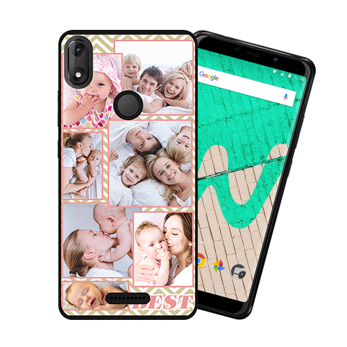 Custom for Wiko View Max Candy Case